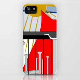 Function and Meaning iPhone Case