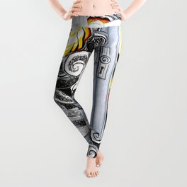 Night Terrors Leggings