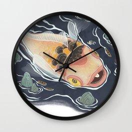 A Happy Excursion #1 Wall Clock
