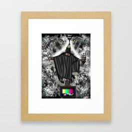 New $laves Framed Art Print