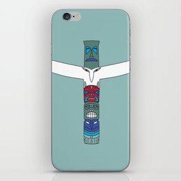 Totem Spirit iPhone Skin