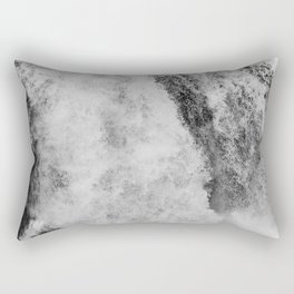 The hidden waterfall Rectangular Pillow
