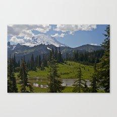 Tipsoo Canvas Print