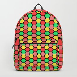 Happy Honeycombs Backpack