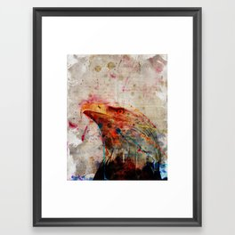 the bill Framed Art Print