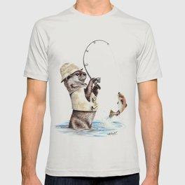 Natures Fisherman T-shirt