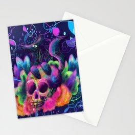 Dia de Muertos Stationery Cards