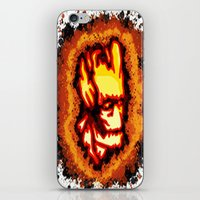 groot iPhone & iPod Skins featuring Groot  by grapeloverarts