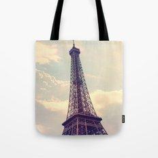 Paris Le Tour Eiffel  Tote Bag
