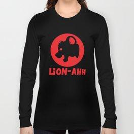 Lion-ahh Long Sleeve T-shirt