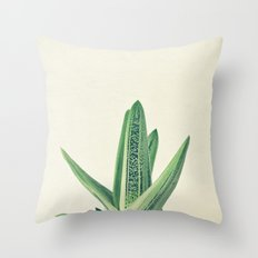 Cactus III Throw Pillow