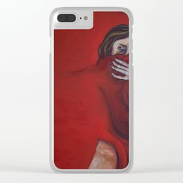 Hilda Clear iPhone Case