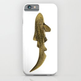 LEOPARD/ZEBRA SHARK iPhone Case