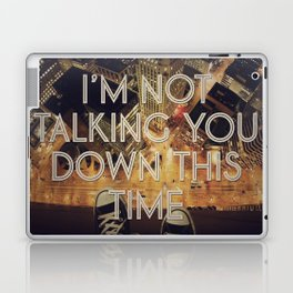 Falling Like Rain Laptop & iPad Skin