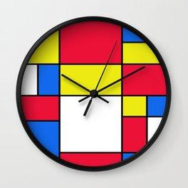 Abstract #402 Wall Clock