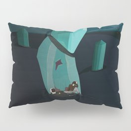 Into the Desert Pillow Sham