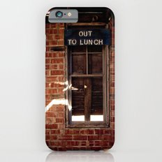 Out to Lunch iPhone 6s Slim Case