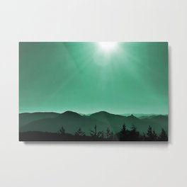 My scenic homeland Metal Print