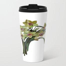 Lent Lily Isolated Travel Mug