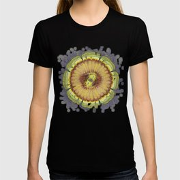 Aware Concord Flower  ID:16165-131626-59460 T-shirt