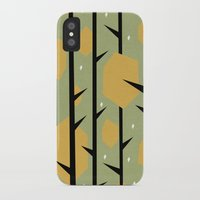 yetiland iPhone & iPod Cases featuring Yeti Dreams by Yetiland