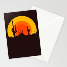 mucho calor Stationery Cards