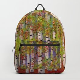Dressed in Fall Colors Backpack