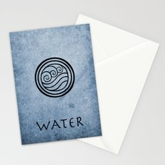 Avatar Last Airbender - Water Stationery Cards