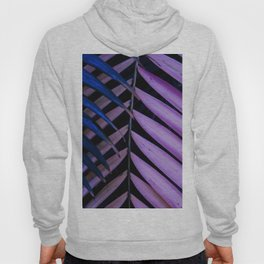 Leaves pink and blue Hoody