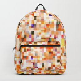 colored bricks Backpack