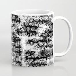 Spidery Lines Coffee Mug