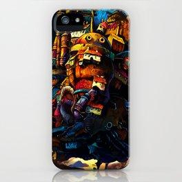 the magic castle iPhone Case