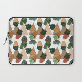 Tumbling Succulents Laptop Sleeve