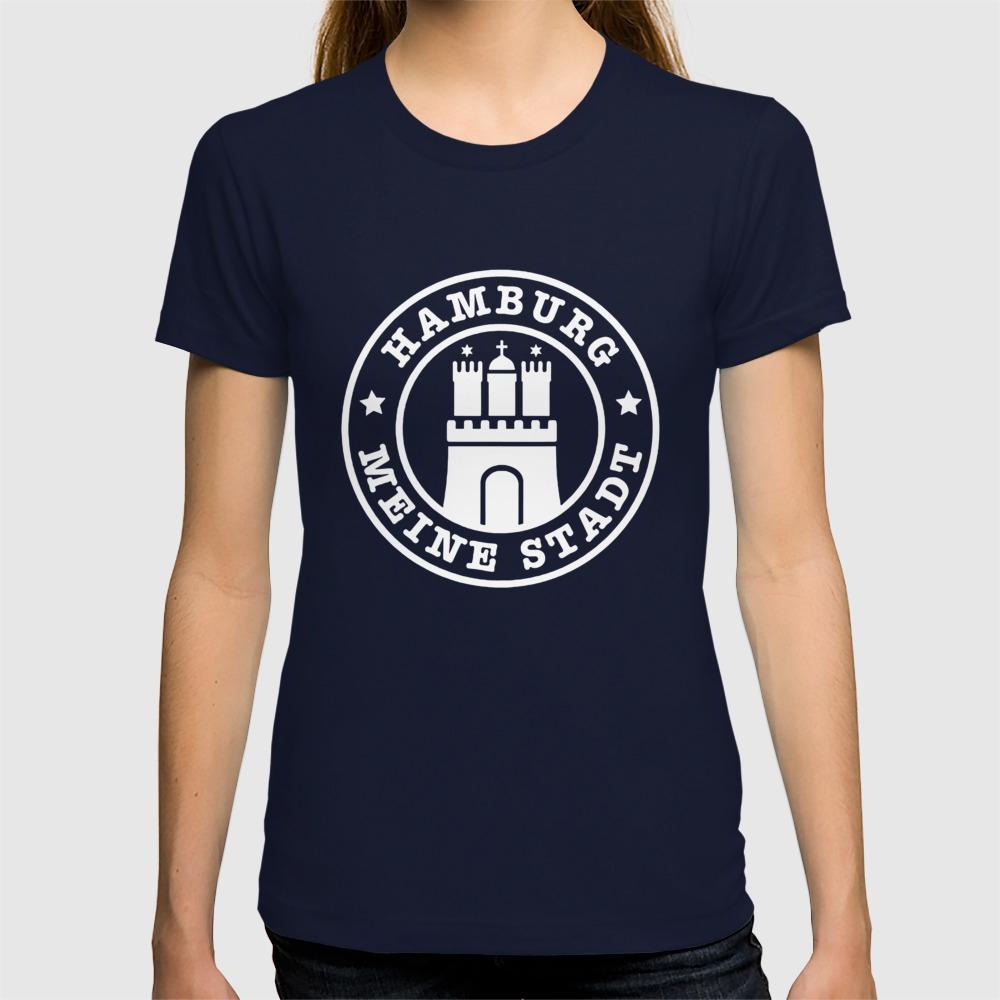 Girlie Shirt Hamburg