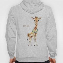 Be YOU tiful Giraffe Baby Hoody