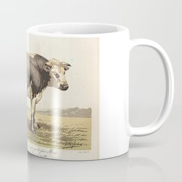 Dutch Bull (La Race Bovine Hollandaise) Coffee Mug