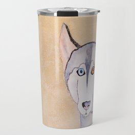 Husky Travel Mug