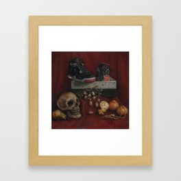 Fresh To Death: Part One Framed Art Print