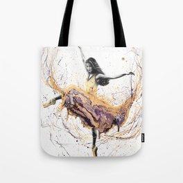 Violetta Ballerina Tote Bag