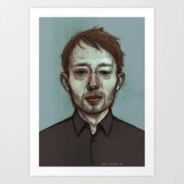 Mr. Yorke from Oxfordshire Art Print