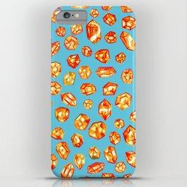 Gemstone Field iPhone Case