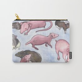 Study of Rats Carry-All Pouch
