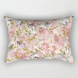 Beginnings & Butterflies Rectangular Pillow