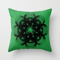 Anemone 'Corpus' Throw Pillow