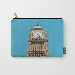 London Big Ben Carry-All Pouch