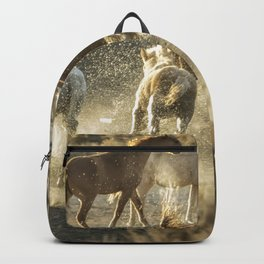 Hijinks at the Waterhole Backpack