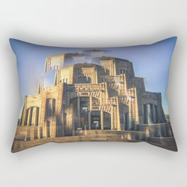 Iconiscope - Crown Point Rectangular Pillow
