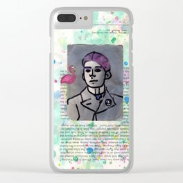 Cyril's Charms Clear iPhone Case