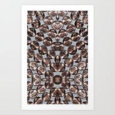 Pennies Art Print