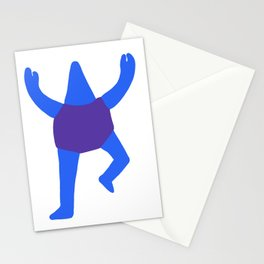 Little People #3 Stationery Cards